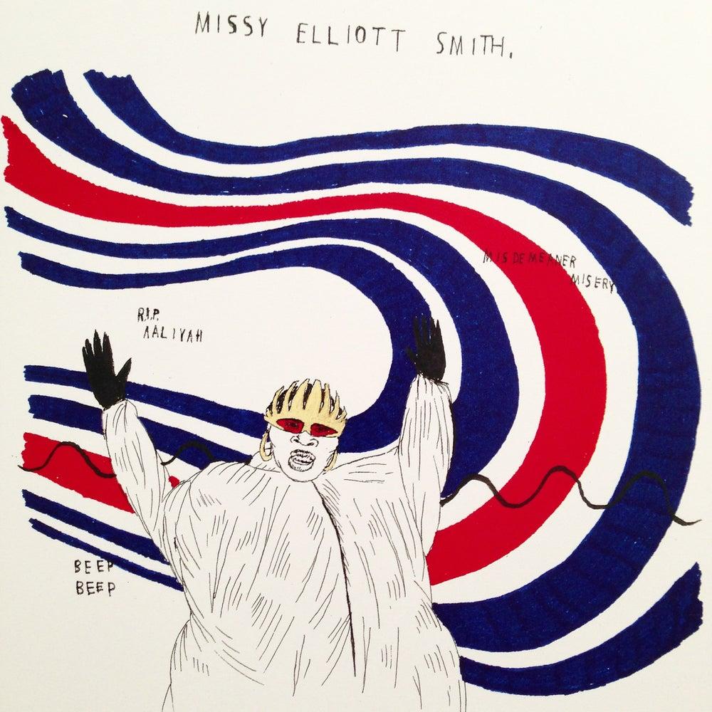 Image of missy Elliot smith