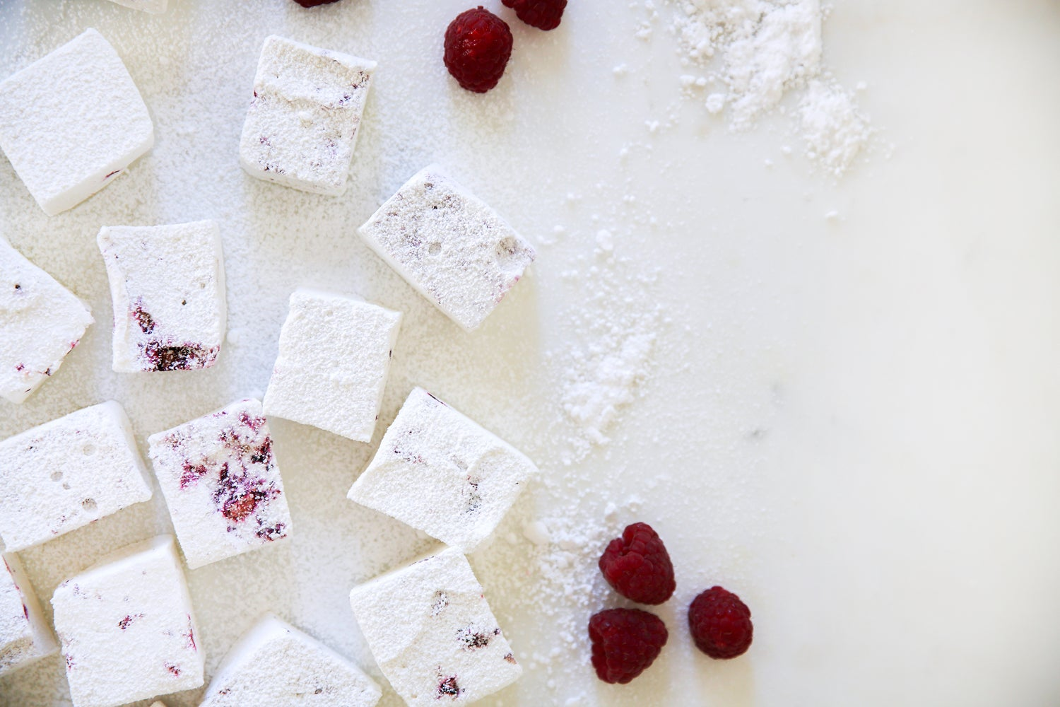 Image of Vanilla Berry Marshmallows