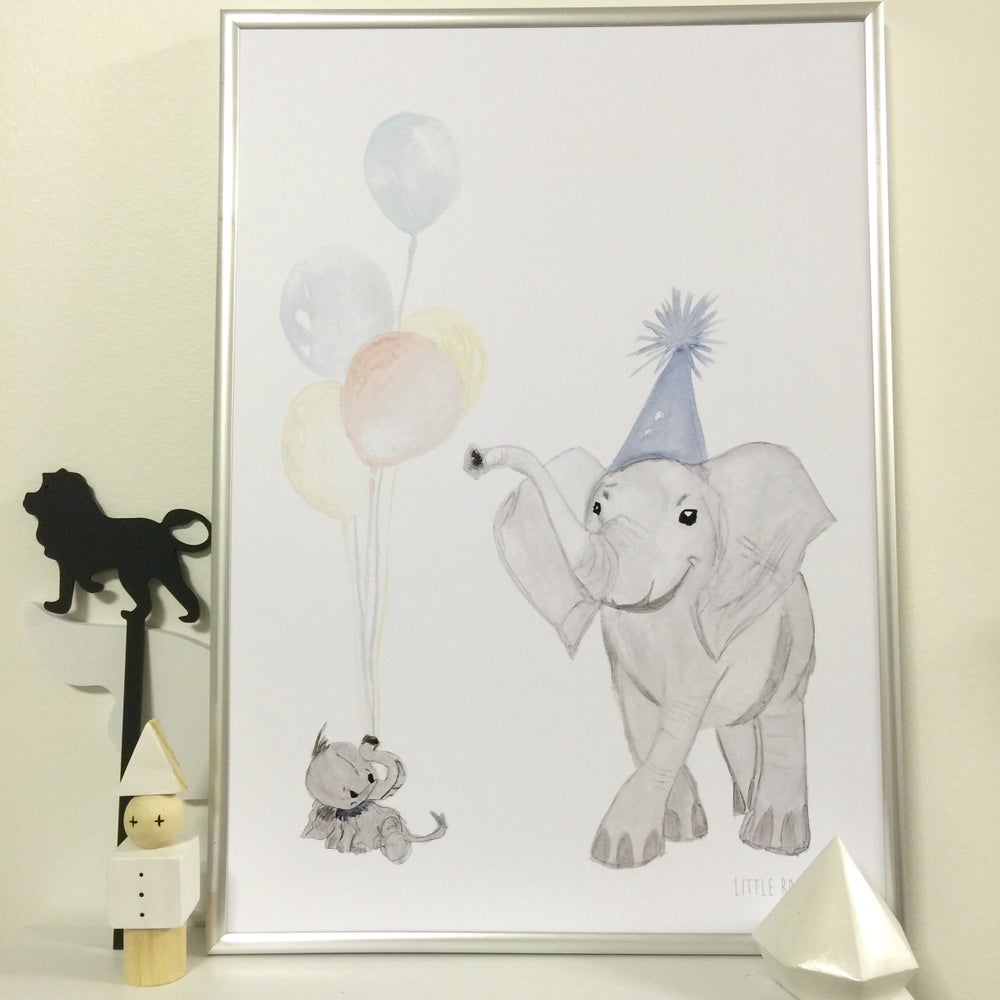 Image of Elephant Fun Prints