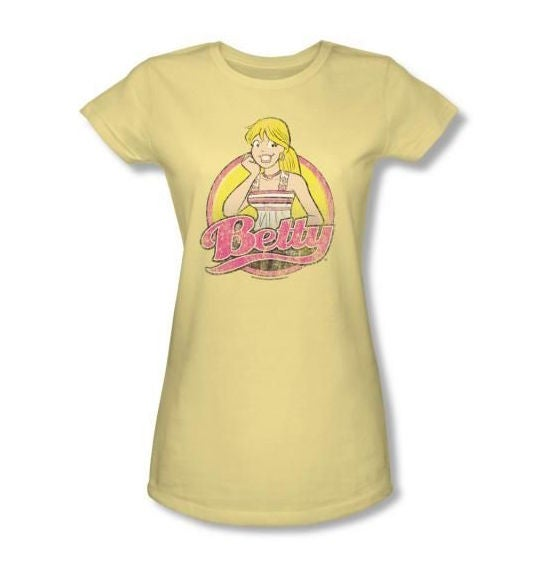 Image of Archie's Betty T-shirt