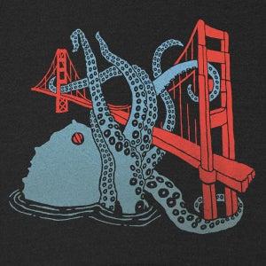 Image of SF Octopus Tshirt