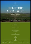 Image of Yoga + Wine with SoHo House @ Malibu Family Wines