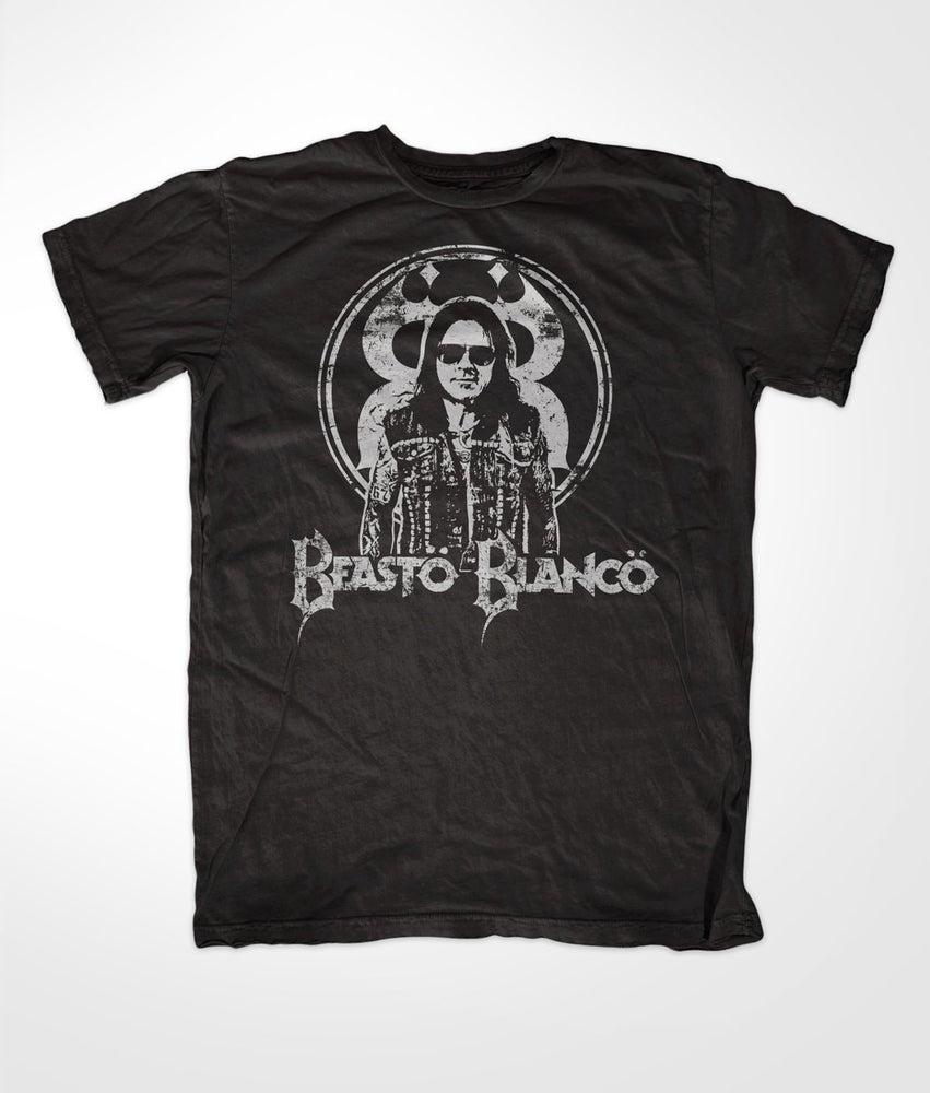 "Image of BEASTO BLANCO - 2015 - ""BEASTO"" LOGO SHIRT"