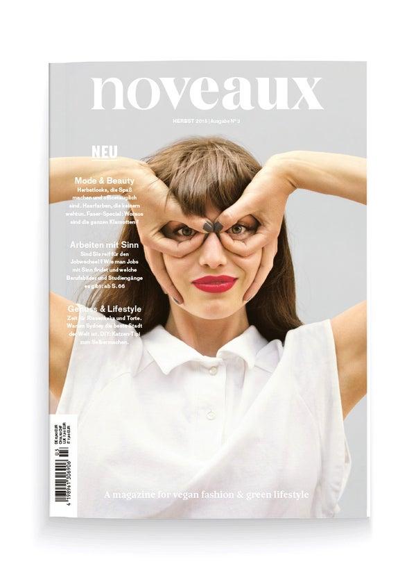 Image of Ausgabe N°3 | HERBST 2015