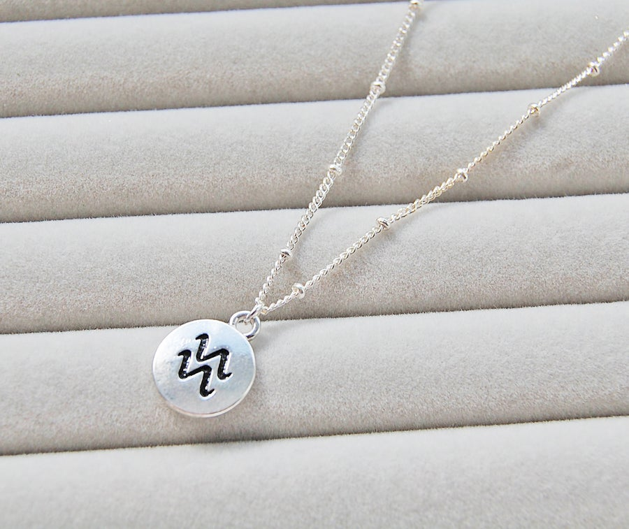 Image of Zodiac Necklace