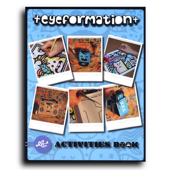 Image of Activities Book