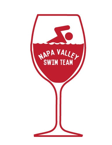 Image of Napa Valley Swim Team tee
