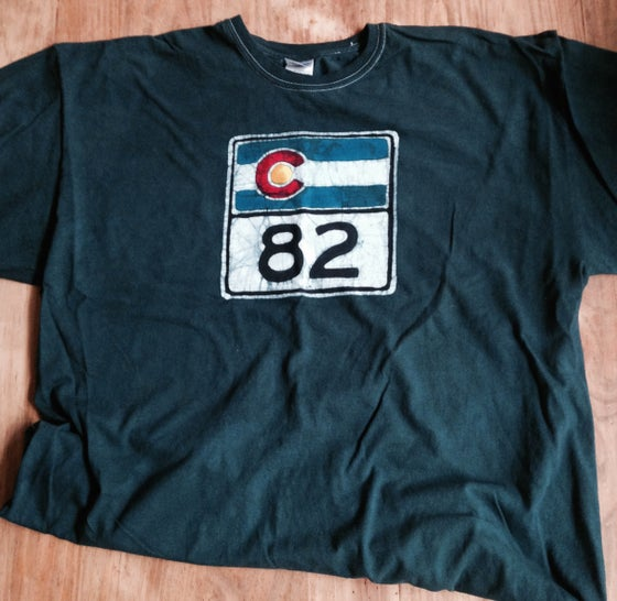 Image of Highway 82 Batik T-Shirt