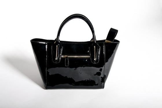 Image of Patent Leather Tote