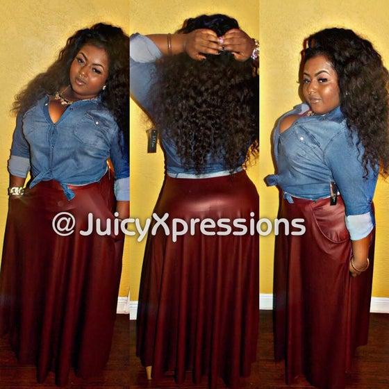 Image of Plus Size Mary Mary Skirt