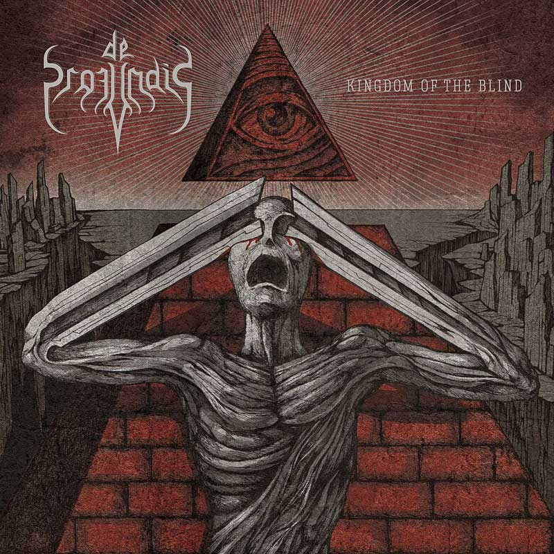 Image of DE PROFUNDIS - KINGDOM OF THE BLIND