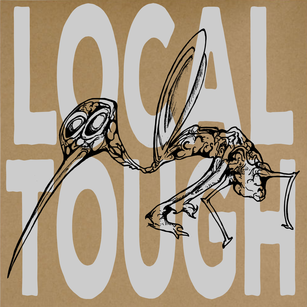 Image of Local Tough (2015) CD