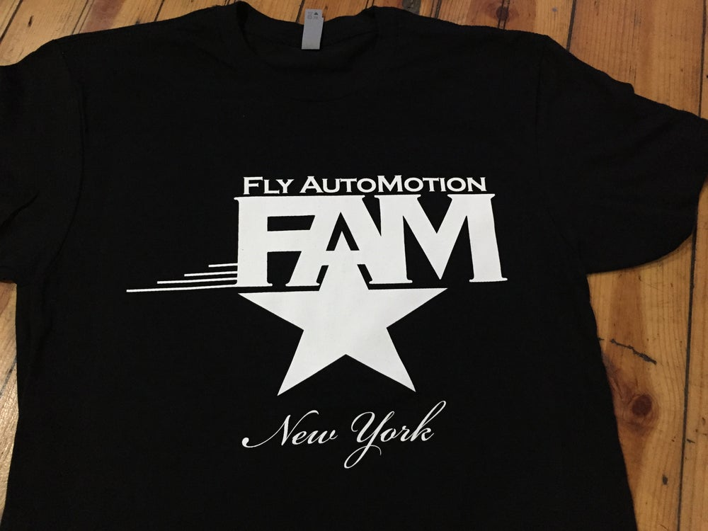 Image of New York Edition Fly Automotion TShirts