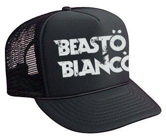 "Image of BEASTO BLANCO - ""TRUCKER HAT"""