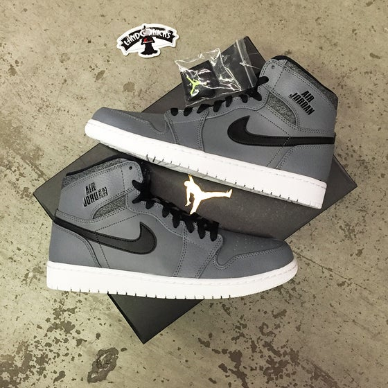 Image of Nike Air Jordan 1 Retro High 'Rare Air'