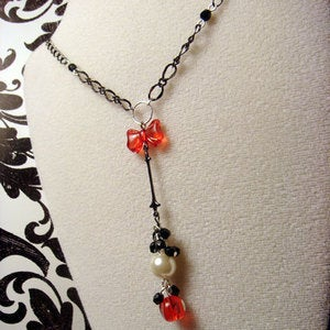 Image of Scarlet Fever Necklace