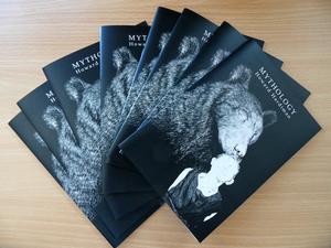 Image of SALE! Mythology Booklet