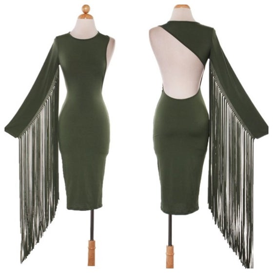Image of The Grudge Dress