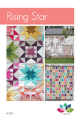 Image of Rising Star Quilt Pattern PDF
