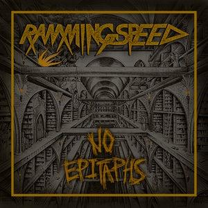 Image of NO EPITAPHS - CD