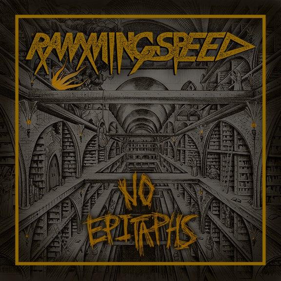 Image of NO EPITAPHS - LP