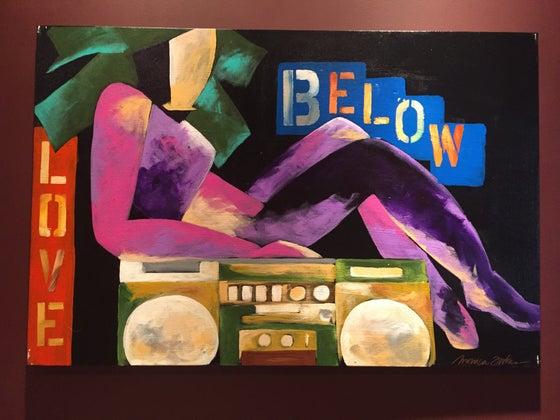 """Image of """"Flow Below"""""""