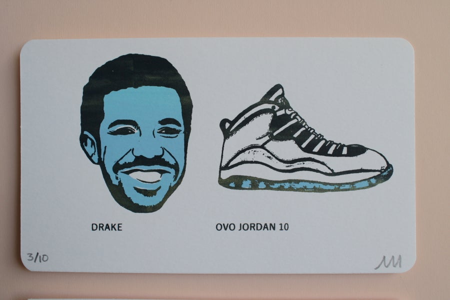 Image of Drake / OVO Jordan