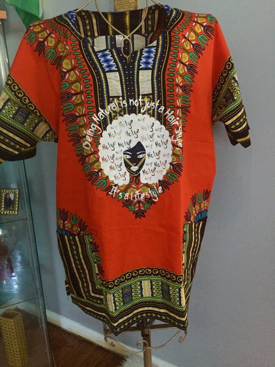 Image of Lifestyle Dashiki