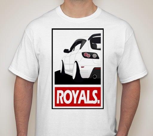 Image of Mazda3 Gen 1 T-shirt