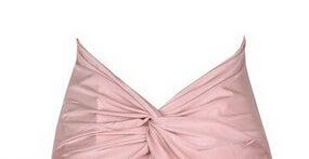 Image of CUTE SHOW BODY BACKLESS TWIST DRESS