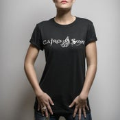 Image of Women's Black T-Shirt