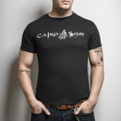 Image of Men's Black T-Shirt