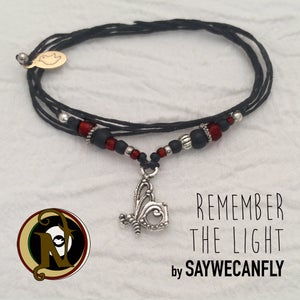 Image of Remember the Light NTIO Bracelet by SAYWECANFLY
