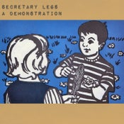 "Image of Secretary Legs- ""A Demonstration"" CD EP"