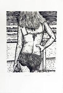 "Image of ""Bikini Girl"" 2015"