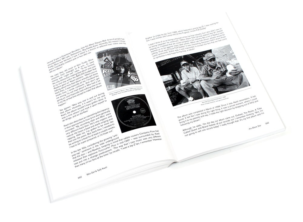 """Image of """"Check the Technique Volume 2"""" Hip-Hop book (2014) - SIGNED by author"""