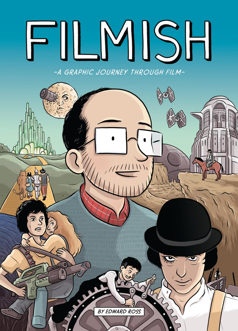 Image of Pre-Order: Filmish - A Graphic Journey Through Film