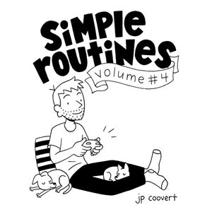 "Image of JP Coovert ""Simple Routines Volume 4"""