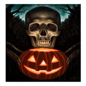 "Image of All Hallow's Eve- 8x10"" Open Edition Print"