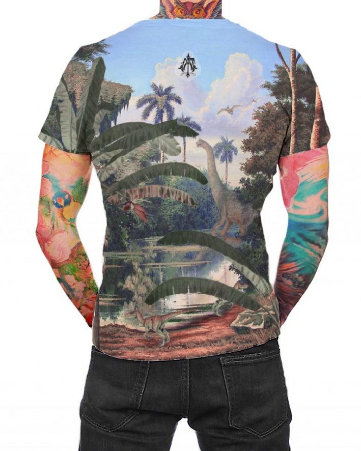 Image of Dinosaurios Vivos!! - T-shirt