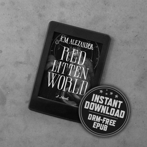 Image of Red Litten World (ePub)