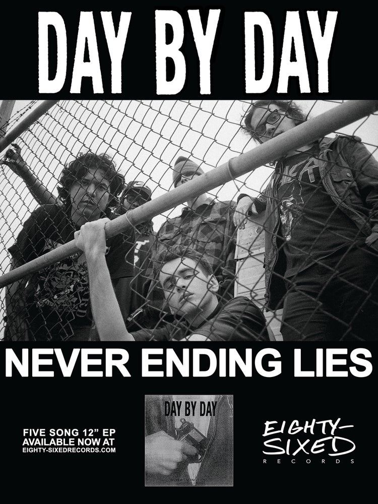 Image of DAY BY DAY - 18x24 Poster