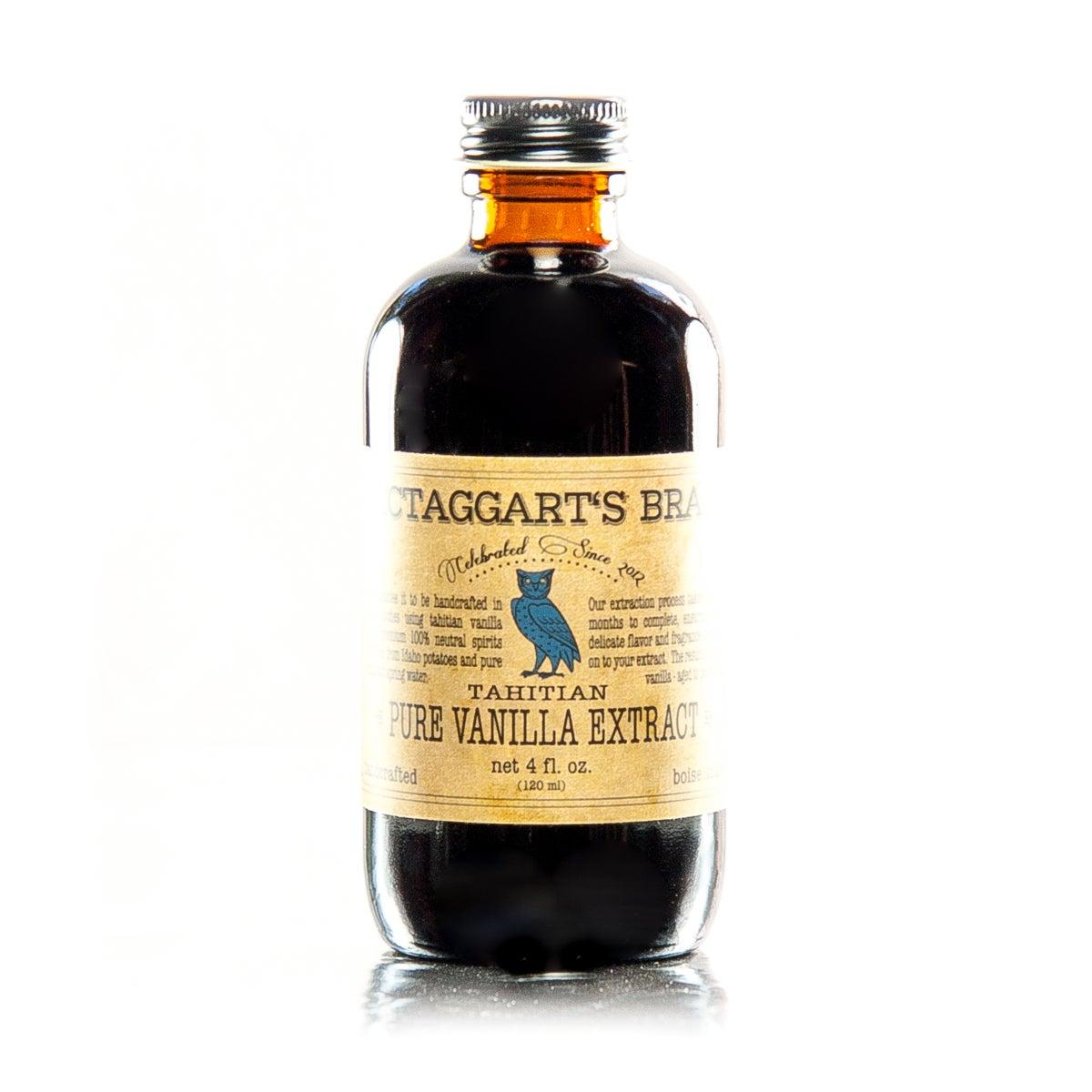 Pure Tahitian Vanilla Extract / MacTaggart's Brand