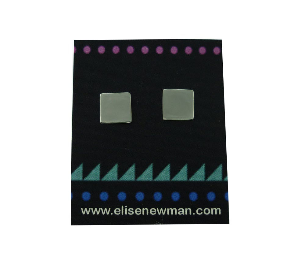 Image of Square Stud