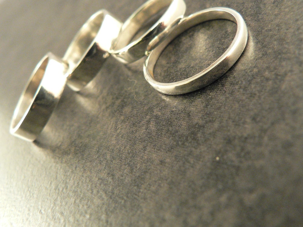 Image of Silver Bands
