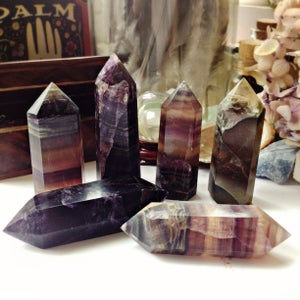 Image of Fluorite Wands