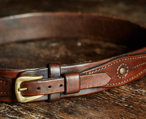 Hawkmoth Leather Co Handmade Artisan Luxury Leather