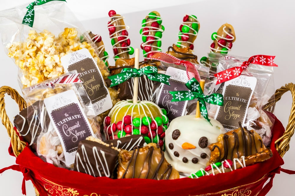 Image of Holiday Baskets