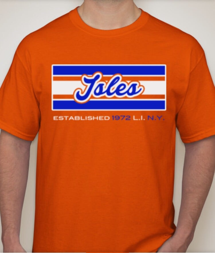 Image of ESTABLISHED 1972 LI NY Men's Tee