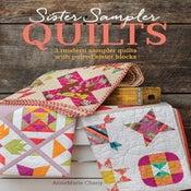 Image of Sister Sampler Quilts Book - Pre-Order Signed Copy